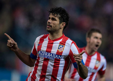 Chelsea thực sự kết Diego Costa