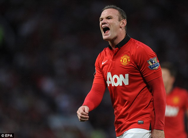 """mourinho an dinh thoi gian """"cuop"""" rooney hinh anh 1"""