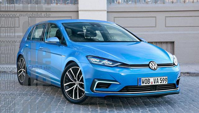 volkswagen tiet lo nhung thong tin ve golf 8 hinh anh 1