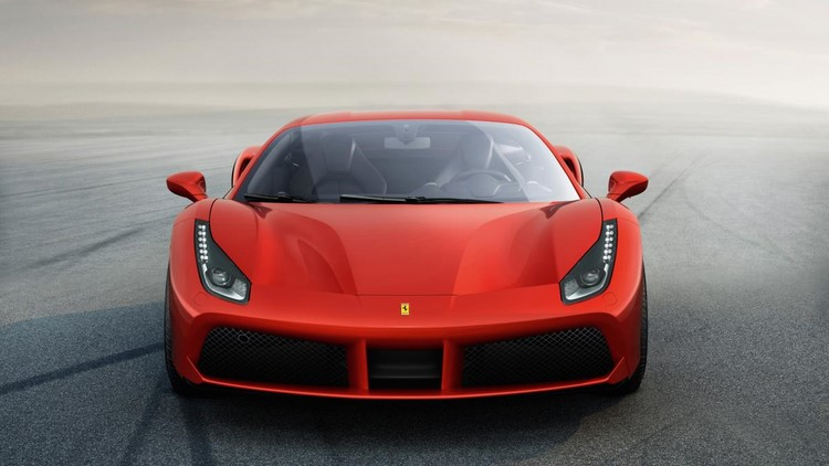 lo anh chi tiet ferrari 488 gtb dong co 661 ma luc hinh anh 3