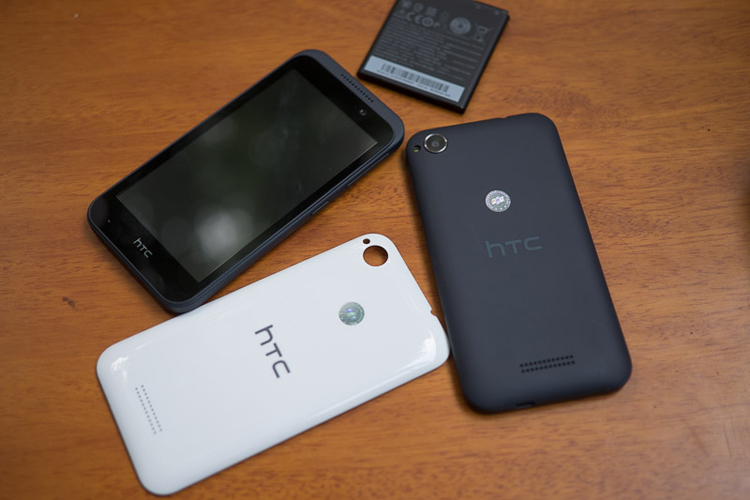 tren tay smartphone gia re htc desire 320 hinh anh 13