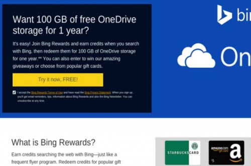 microsoft tang 100 gb mien phi tren onedrive hinh anh 1