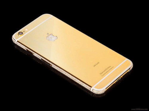 iphone 6 ma vang, dinh kim cuong gia 75 ty dong hinh anh 1