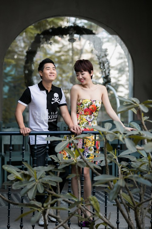 nguyen khang hen ho toc tien ngay valentine hinh anh 2
