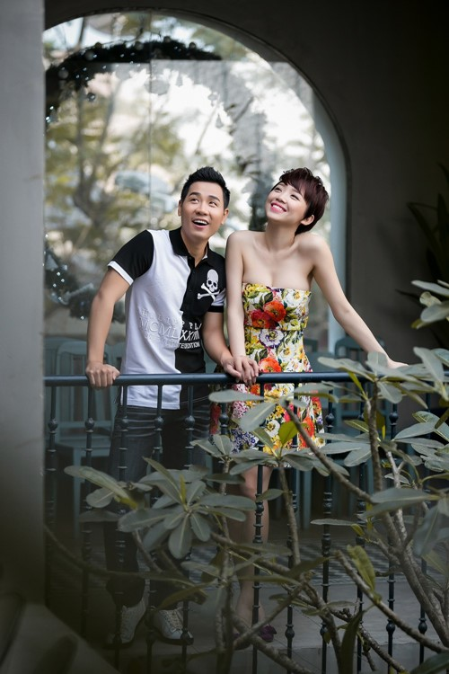 nguyen khang hen ho toc tien ngay valentine hinh anh 3