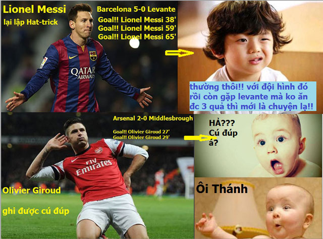 "anh che: ""sao"" m.u chuc xuan at mui, cr7 cay cu messi hinh anh 5"