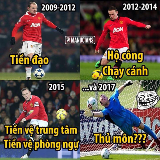 "anh che: ""sao"" m.u chuc xuan at mui, cr7 cay cu messi hinh anh 7"