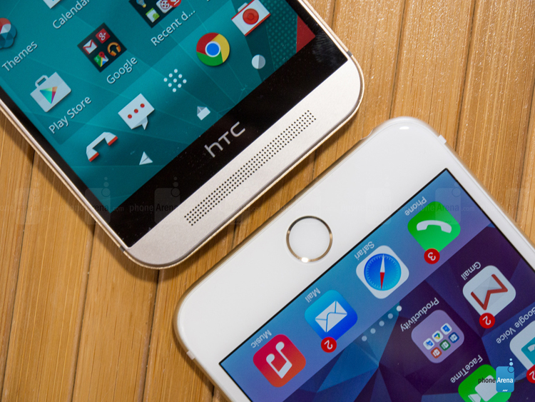 iphone 6 plus do dang htc one m9 hinh anh 4