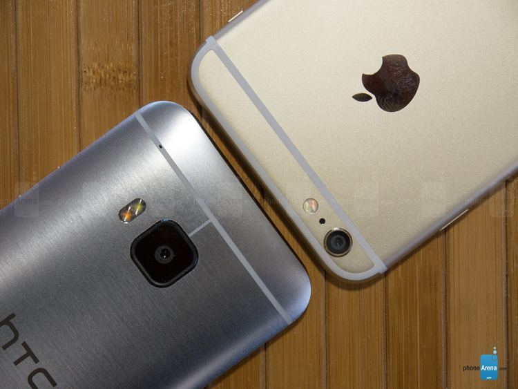 iphone 6 plus do dang htc one m9 hinh anh 6