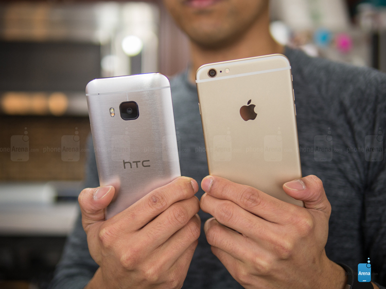 iphone 6 plus do dang htc one m9 hinh anh 10