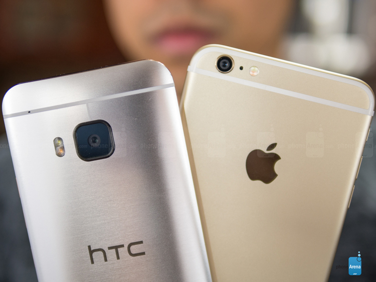 iphone 6 plus do dang htc one m9 hinh anh 11
