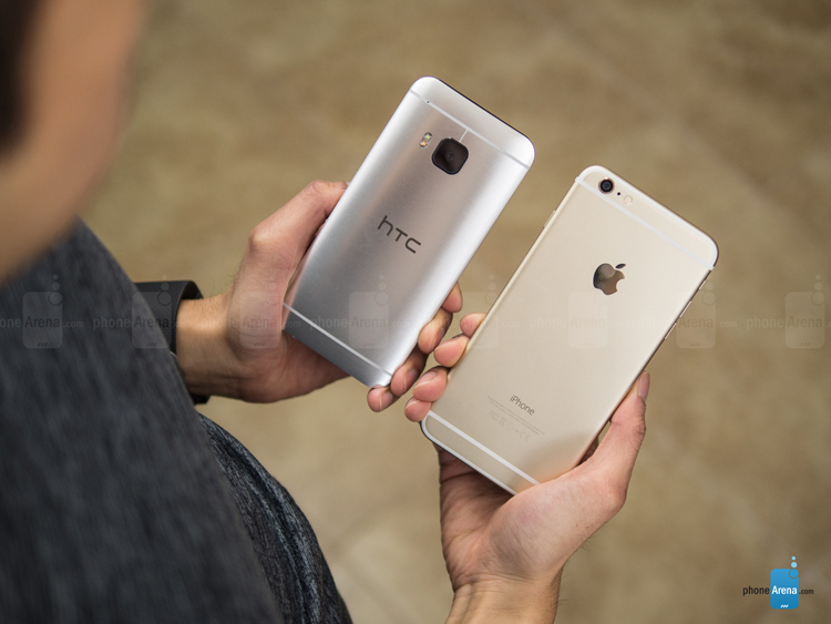 iphone 6 plus do dang htc one m9 hinh anh 9