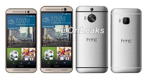 htc one m9 plus man hinh 5,2 inch qhd lo dien hinh anh 2