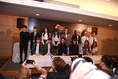 exo noi tieng viet, sistar hat hello viet nam hinh anh 2