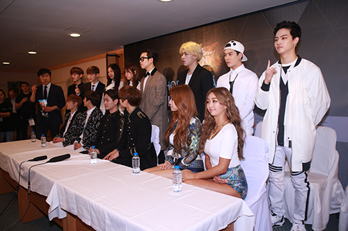 exo noi tieng viet, sistar hat hello viet nam hinh anh 18