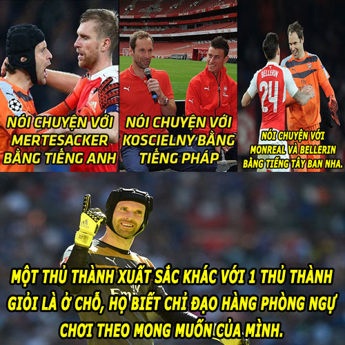 "anh che: ""bong ma"" gomis am anh m.u, falcao song rat an nhan hinh anh 2"