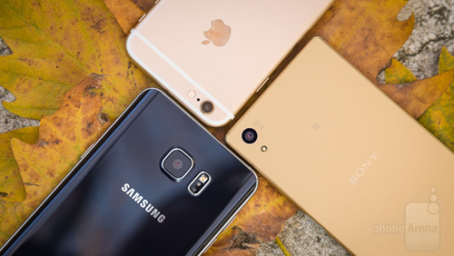 top 7 smartphone co toc do camera nhanh nhat hien nay hinh anh 1