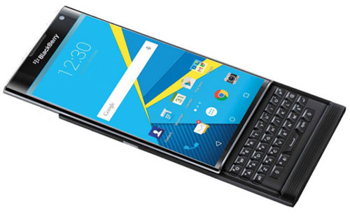 blackberry chi san xuat smartphone android trong nam 2016 hinh anh 1