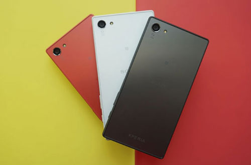 sony xperia z5 compact giam gia cuc soc hinh anh 1