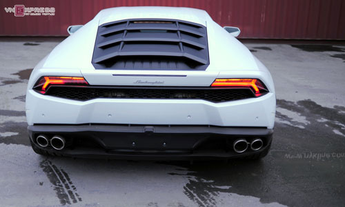 can canh sieu xe lamborghini huracan mau doc nhat o viet nam hinh anh 8
