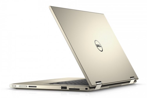 dell inspiron 3158: laptop xoay 360 do voi chip intel skylake hinh anh 1