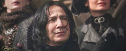 nhung dieu an tuong nhat ve 'thay snape' trong 'harry potter' hinh anh 2