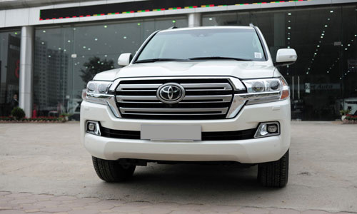 can canh toyota land cruiser 2016 dau tien ve viet nam hinh anh 2