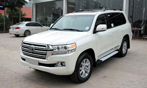 can canh toyota land cruiser 2016 dau tien ve viet nam hinh anh 3