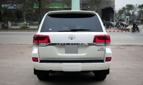 can canh toyota land cruiser 2016 dau tien ve viet nam hinh anh 4