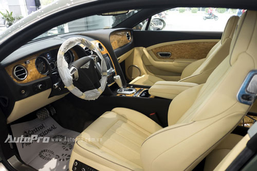 can canh chiec bentley continental gt doc nhat viet nam hinh anh 11