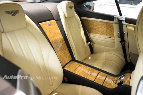 can canh chiec bentley continental gt doc nhat viet nam hinh anh 15