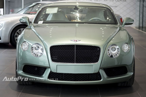 can canh chiec bentley continental gt doc nhat viet nam hinh anh 4
