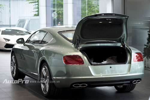 can canh chiec bentley continental gt doc nhat viet nam hinh anh 6
