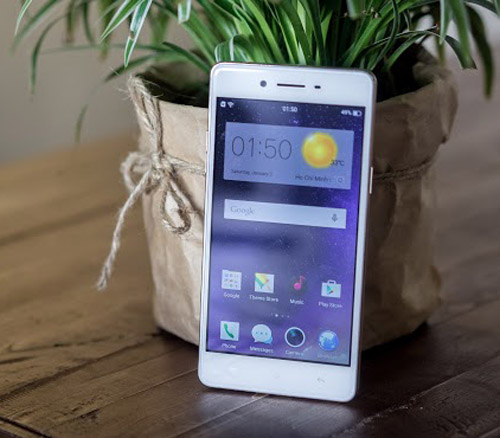 danh gia oppo f1: camera tot, gia tam trung hinh anh 1