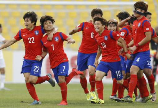 ket qua tu ket u23 chau a: u23 jordan, u23 uae dat tay nhau ve nuoc hinh anh 1