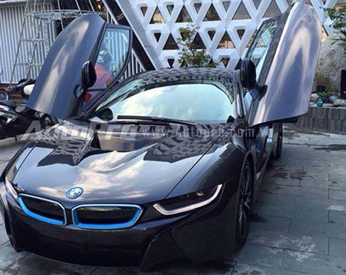 can canh bmw i8 dau tien xuat hien tai ca mau hinh anh 1