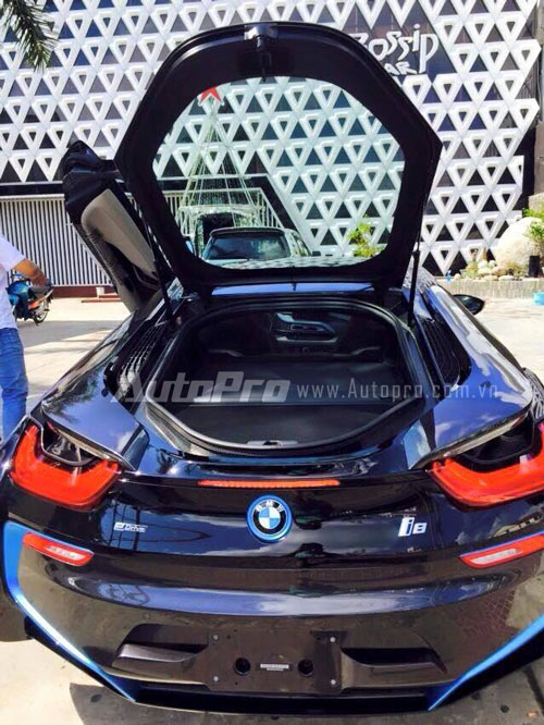 can canh bmw i8 dau tien xuat hien tai ca mau hinh anh 2