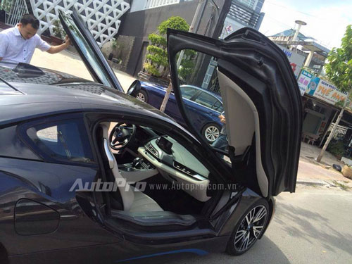 can canh bmw i8 dau tien xuat hien tai ca mau hinh anh 4
