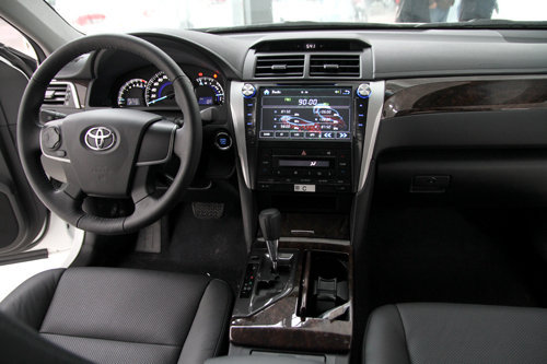 can canh camry 2016 dai loan dau tien ve viet nam hinh anh 10