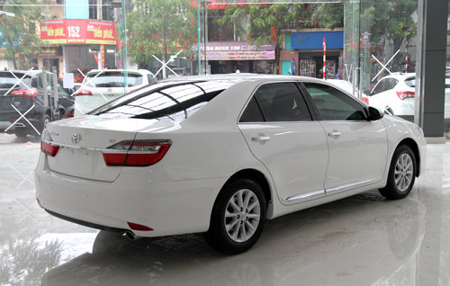 can canh camry 2016 dai loan dau tien ve viet nam hinh anh 3