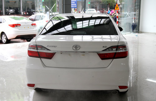 can canh camry 2016 dai loan dau tien ve viet nam hinh anh 4