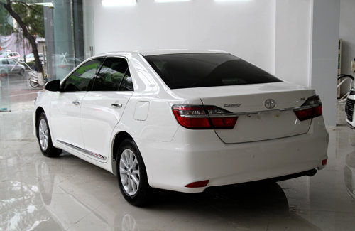 can canh camry 2016 dai loan dau tien ve viet nam hinh anh 5