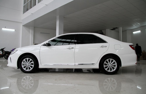 can canh camry 2016 dai loan dau tien ve viet nam hinh anh 6