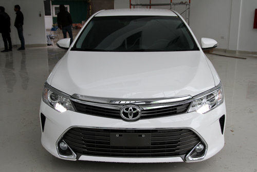 can canh camry 2016 dai loan dau tien ve viet nam hinh anh 8