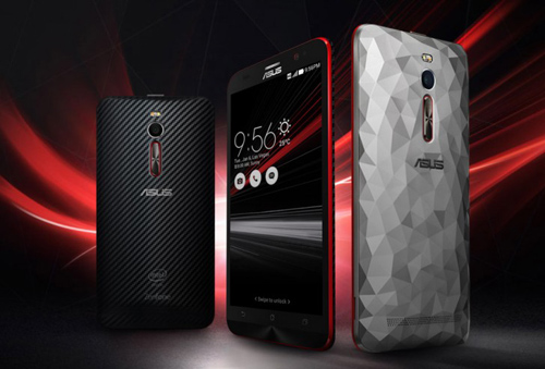 asus zenfone 2 deluxe special edition vua ra mat hinh anh 1