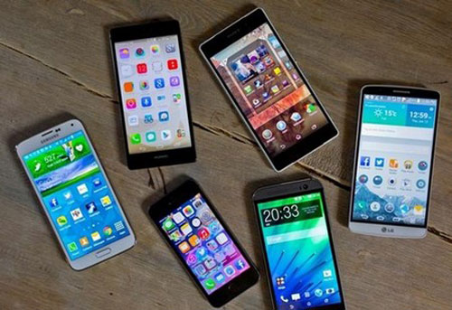 the gioi lap ky luc ve doanh so smartphone trong nam 2015 hinh anh 1
