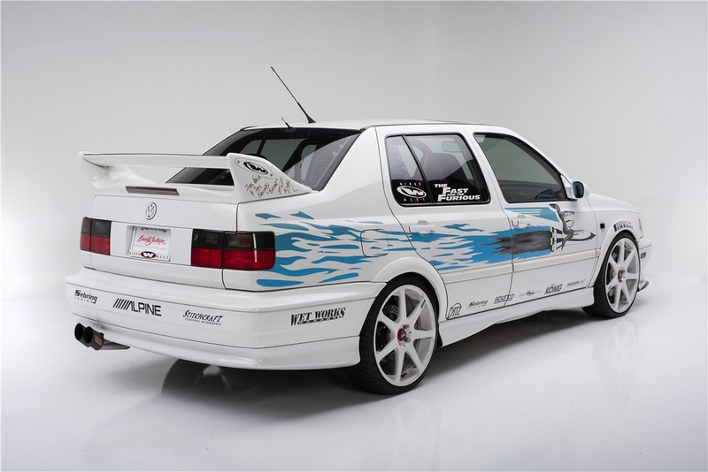 chiec 1995 vw jetta trong fast and furious 1 ban dau gia 42.000 usd hinh anh 4