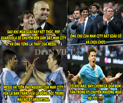 "anh che (2.2): wenger gioi ""chem gio"", man city sap co messi hinh anh 2"