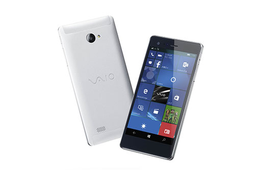 vaio trinh lang smartphone chay he dieu hanh windows 10 hinh anh 1