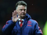 "The thao - dIeM TIN ToI (5.2): Van Gaal sap bi ""tram"", Ha Noi T&T ""buong"" AFC Champions League"
